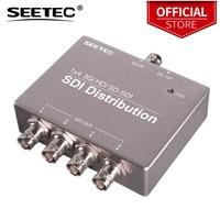 SEETEC 3G/ HD/ SD-SDI 분배 1X4 SDI-124