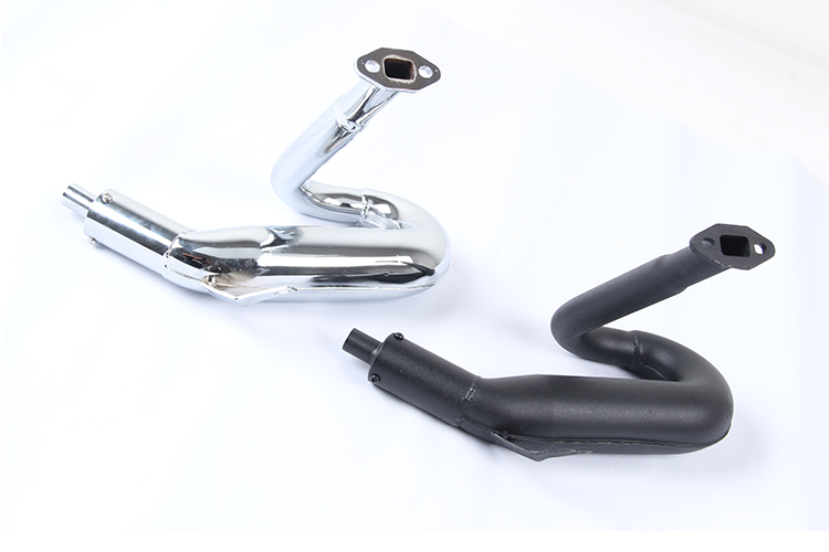 1:5 Baja parts, Exhaust Pipe Tuned Pipe for Gas Model Car Buggy Truck Baja 5B,5T,SS,Fits CY,Zenoah motors from 23cc to 30.5cc aluminium tuned exhaust pipe for zenoah crrc rcmk petrol marine engine rc gas boat