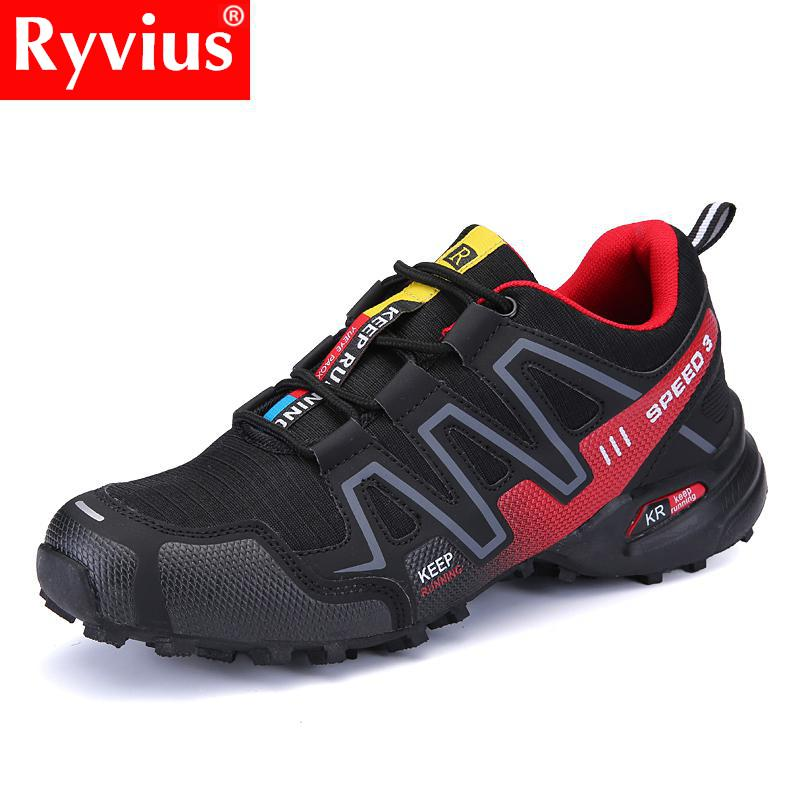 Hot Selling Waterproof Hiking Shoes Mountain Climbing Shoes Outdoor Hiking Boots Trekking Sport Sneakers Men Hunting Trekking man hiking shoes men outdoor camping tactical boots designer snow waterproof sport climbing mountain hunting trekking sneakers