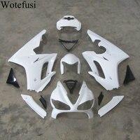 Wotefusi Injection Unpainted Bodywork Fairing For Honda Triumph Daytona 675 2009 2010 2011 2012 [CK1357]