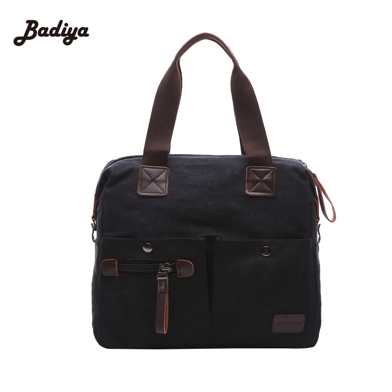 New Male Perfect Minimalist Laptop Bag Working For Men Canvas Tote Designer Convenient Everyday Business In Top Handle Bags From Luggage