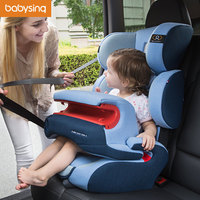 3 COLORS Impbaby Luxury Safety Car Children Seat Isofix Connection Suitable For 9 Months 12 Years