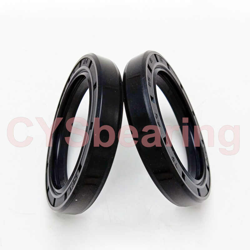 2pcs TC Skeleton Oil Seal NBR Ring Gasket 16x24x4 16x24x5 16x24x6 16x24x7 16x25x5 16x25x7 16x26x7 16x28x6 16x29x7 16x30x10mm