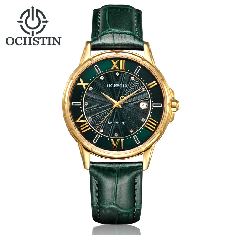 OCHSTIN Rhinestone Women Casual Watch 30M Waterproof Luxury Brand Quartz Watches Relogio feminino Clock Ladies Dress Wristwatch top ochstin brand luxury watches women 2017 new fashion quartz watch relogio feminino clock ladies dress reloj mujer