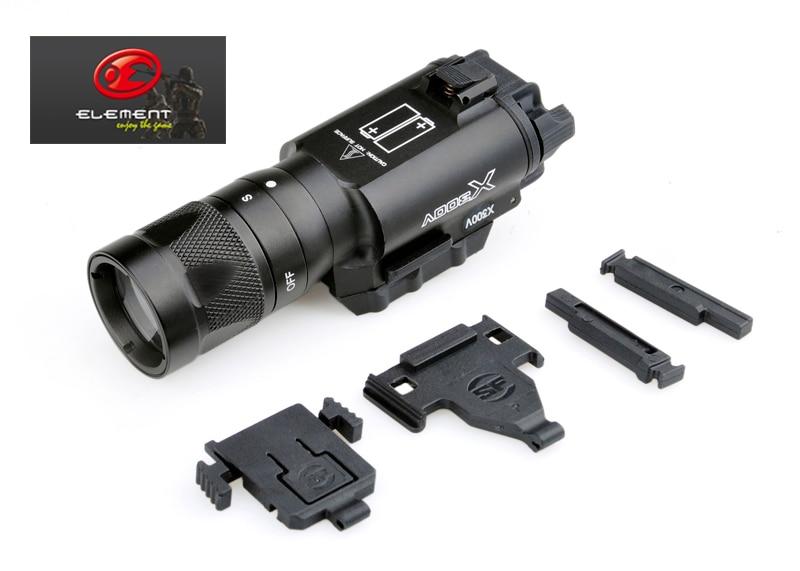Element SF X300V VAMPIRE Rail Tactical Hunting Light Strobe Ver. Pistol Rifle Light+Free shipping(E040048)