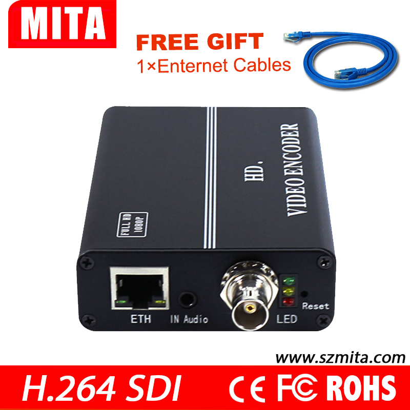 HD H.264 SDI iptv streaming encoder for Live Broadcast to Youtube Wowza Facebook Ustream s video male to rca female video adapter