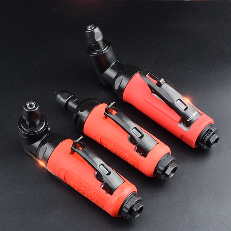 Pneumatic Mold Grinding Machine Angle Grinder 3mm 6mm Woodworking Car Engraving Tool Polishing Machine