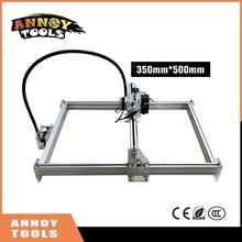 300 mw-7000 mw Lazer Güç DIY Mini Lazer Oyma Makinesi, 35*50 cm Gravür Alanı, Mini Işaretleme Makinesi, gelişmiş Oyuncaklar