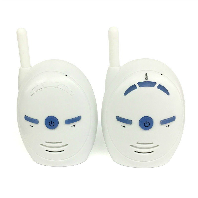 Wireless Baby sound Monitor Audio Walkie Talkie Kit Nanny Phone Alarm Elektronik Anak radio Interkom Pengasuh Bayi