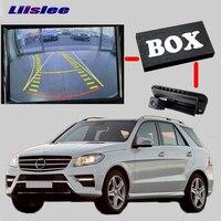LiisLee Rear Backup Camera Interface Kit For Benz CLA CLS W219 W218 C257 GLE W163 W164 W166 C292 W167 RMC NavPlus EVO system