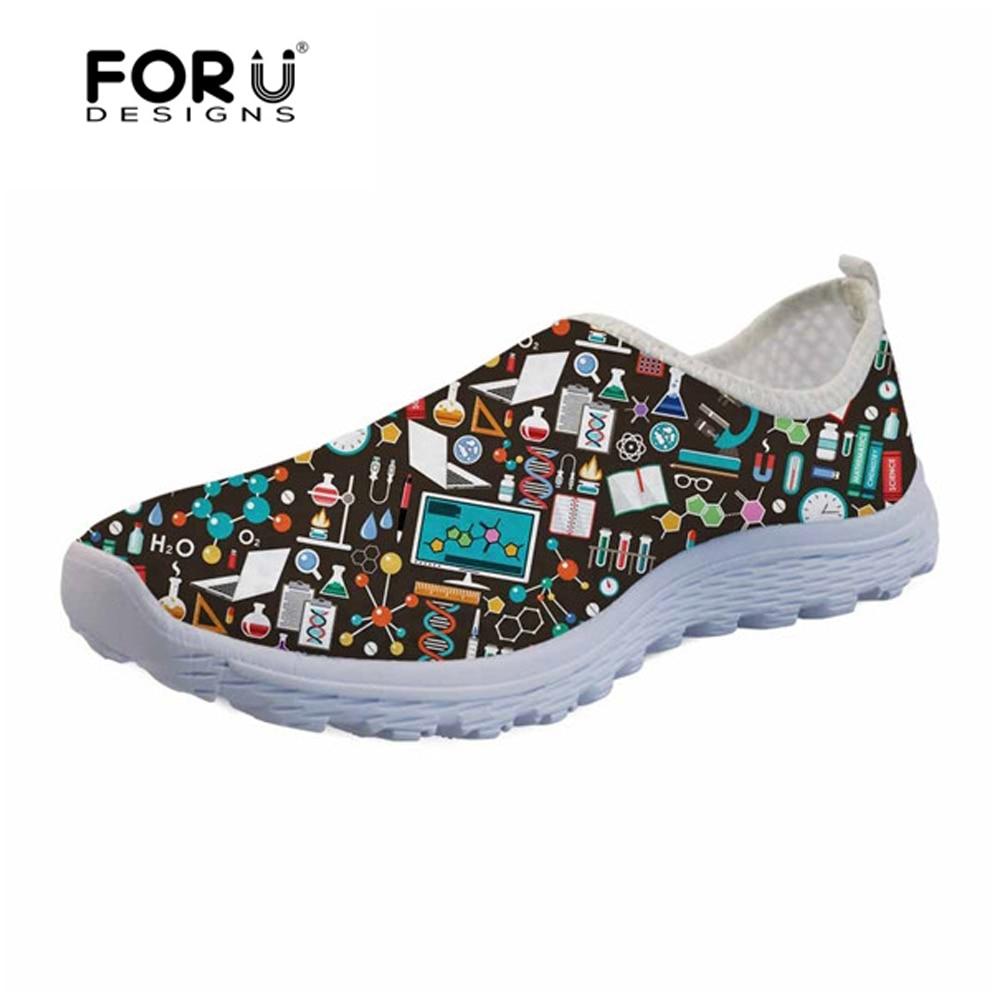 Chaussures Dames Forudesigns Motif D'eau Confortable Plage h8538aa Femelle Appartements H8536aa h8537aa Femmes Femme Lumière D'été Science Sneakers Mocassins wqXfxqPr