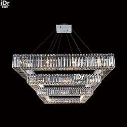 Gold Kronleuchter Elegante Continental Hotel Lobby Kronleuchter Lampe  Scheinwerfer L89cm X W90cm X H30cm