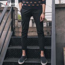 Viishow Casual Cargo Pants Men Brand Pencil Hip Hop Trousers Casual Straight Business Pants Men Sweatpants for Men KC24353