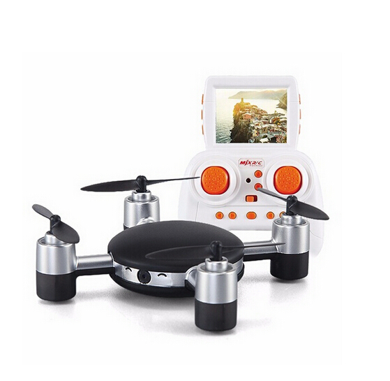 F18743   X906T X-XERIEX 5.8G FPV with HD Camera Built In 2.31 Inches LCD Screen 3D Flips Wind Resistance RC Quadcopter RTF wifi fpv cx30w with hd camera in built