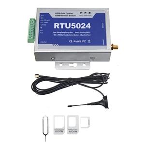 Image 4 - Rtu5024 GSM Kapısı Açıcı Röle Anahtarı Telefon Açacağı Sallayarak Operatörü Rtu5035 Uzaktan Kumanda Kapı Erişim Park Sistemleri
