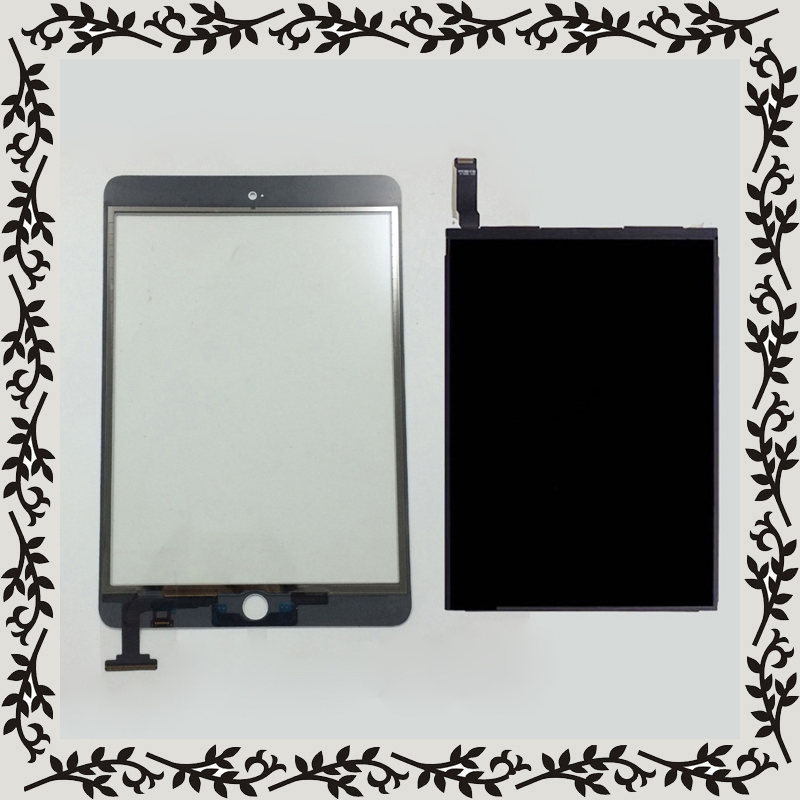 2 Color For iPad mini 2 2nd A1489 A1490 A1491 LCD Display Monitor + Touch Screen Digitizer Sensor Glass2 Color For iPad mini 2 2nd A1489 A1490 A1491 LCD Display Monitor + Touch Screen Digitizer Sensor Glass