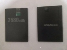 DOOGEE X20 Battery 2580mAh 100% Original New Replacement accessory accumulators For Smart Phone