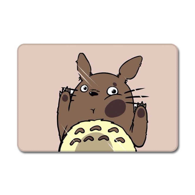 宮崎駿となりのトトロ漫画アニメクールなデザイン自然ゴムテーブルマウスパッドラップトップコンピュータエンクロージャマウスパッドマット