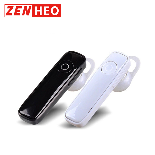 ZENHEO M165 Wireless Earphones 50mAh Battery Bluetooth 4.1 Earbuds Wireless Earpods Hands Free Bluetooth Headset for Phone