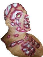 Cadılar bayramı Korku Resident Evil Korkunç Zombi Maske Ölü Adam Lateks Kafa Maskeleri Yetişkin Maskeli Parti Cosplay Kostüm Sahne