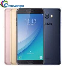 "Original Samsung Galaxy C7 Pro C7010 (2017) RAM 4G ROM 64G Octa-core Dual Sim 5,7 ""3300 mAh 16MP 4G LTE Moblie Telefon c7pro"