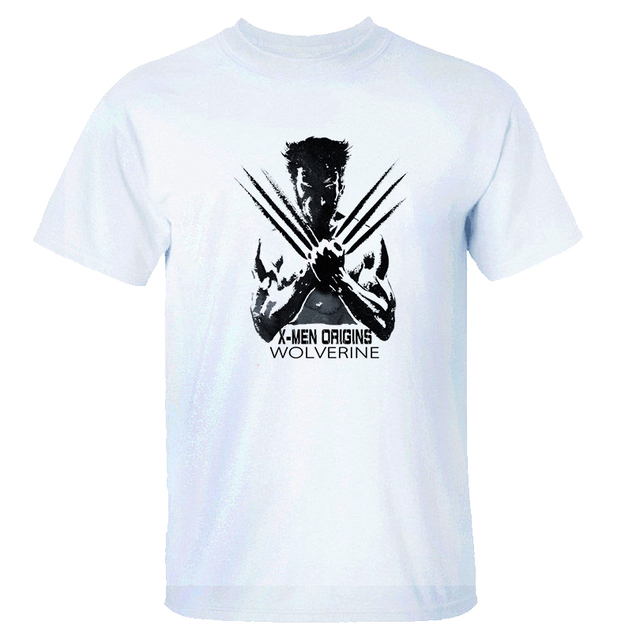 Marvel Movie Figure Tshirt