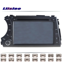 For Micro Kyron Car Multimedia TV DVD GPS Radio Original Style Navigation Android Advanced Navi