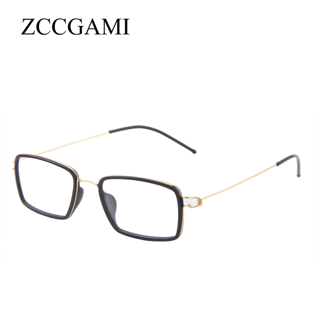 Vintage Men Glasses frame Pure Hand made Eyeglasses frames Male ...