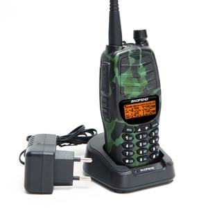 Image 5 - Baofeng UV X9 Plus Tactische Radio CS Tri Power 10 W/4 W/1 W Krachtige 2 PTT VHF UHF Dual Band 10 KM Lange Afstand Radio Walkie Talkie