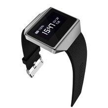 New Good Band Blood Strain Coronary heart Charge Monitor Wrist Watch Lengthy Battery Bracelet Health bracelet Tracker Pedometer Wristband