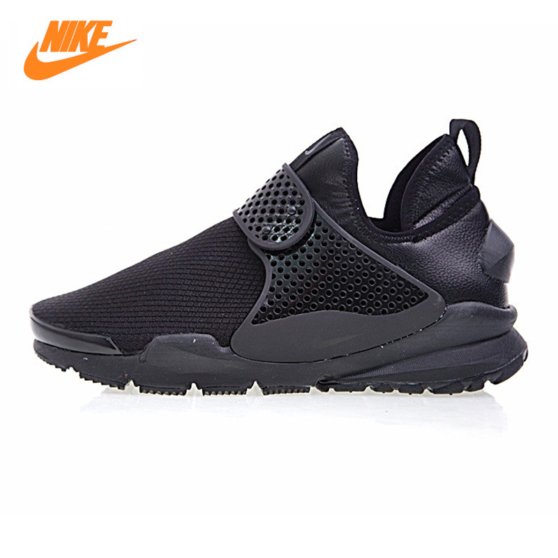 Nike Sock Dart Mid Men's Running Shoes, Outdoor Sneakers Shoes,Black/Blue, Breathable Non-Slip 924454 001 924454 400 mulinsen men s running shoes blue black red gray outdoor running sport shoes breathable non slip sport sneakers 270233