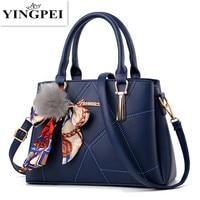 Women Leather Handbags Famous Brands Women Handbag Purse Messenger Bags Shoulder Bag High Quality Handbags Pouch