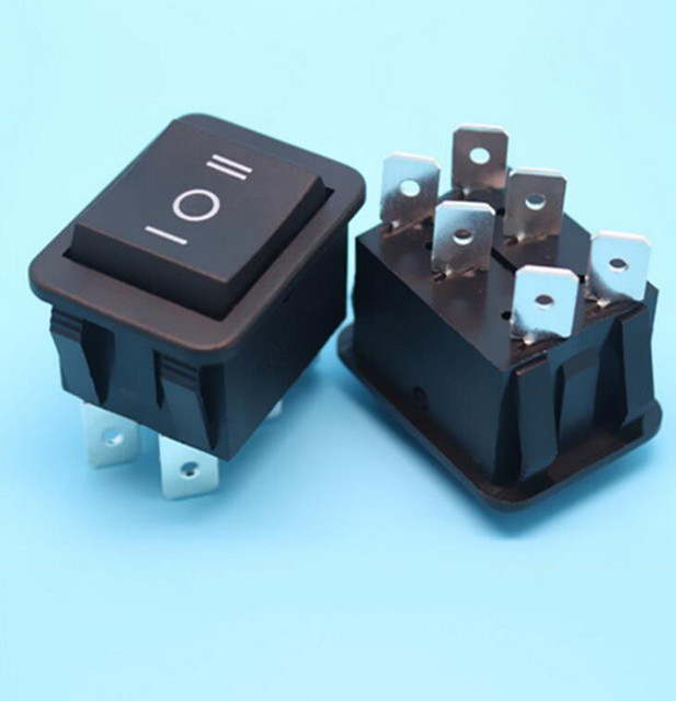 rocker reset switch 6 leg 3 file on off on switch x10 in switches