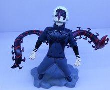 16cm Tokyo Ghoul Action Figure Centipede Form Kaneki Ken Toy Figure Model
