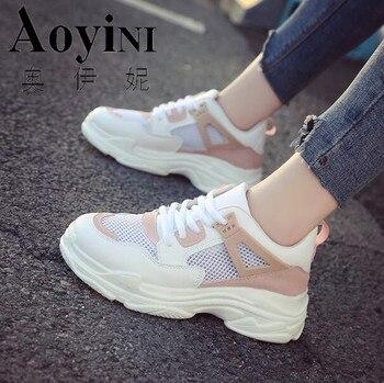 8a57129f Lindas zapatillas de lazo de verano para mujer Zapatillas rosas zapatos de  mujer zapatos planos de ...
