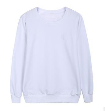 Korean style street simple Sports Men and Women Sweatshirt 1