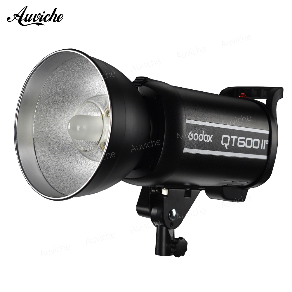 где купить Godox QT600II QT-600IIM 600WS GN76 1/8000s High Speed Sync Professional Flash Strobe Light with Built in 2.4G Wirless System дешево