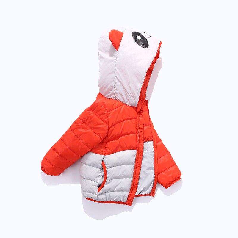 c39edac5f0c3 FTLZZ New Winter Down Jackets For Boys Girls Ultra Light Down Cotton ...