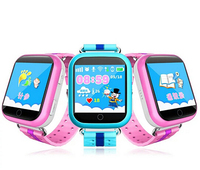 Kid Watches With GPS Tracker Q750 Baby Children Watches For Boys Girls SOS Call Location Anti Lost Child Smart Watch WristwatchQ