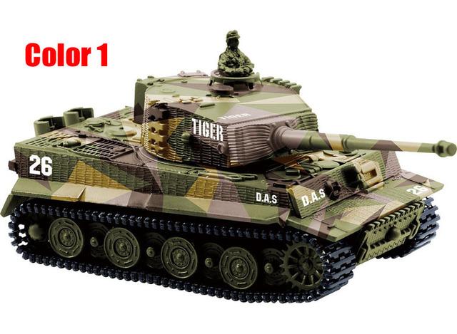 CKing RC Tiger Tank