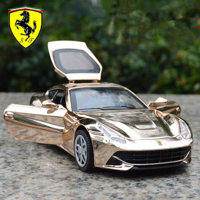 Cheap cars, High simulation Supercar, world's cars 1:32 alloy pull back model car, open the door,Diecast cars