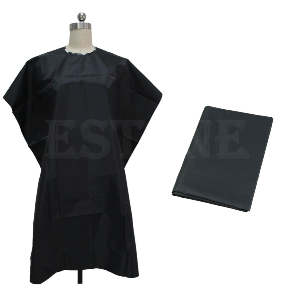 Best Deal Cutting Hair Waterproof Cloth Salon Barber Gown Cape Hairdressing Hairdresser Apron ...