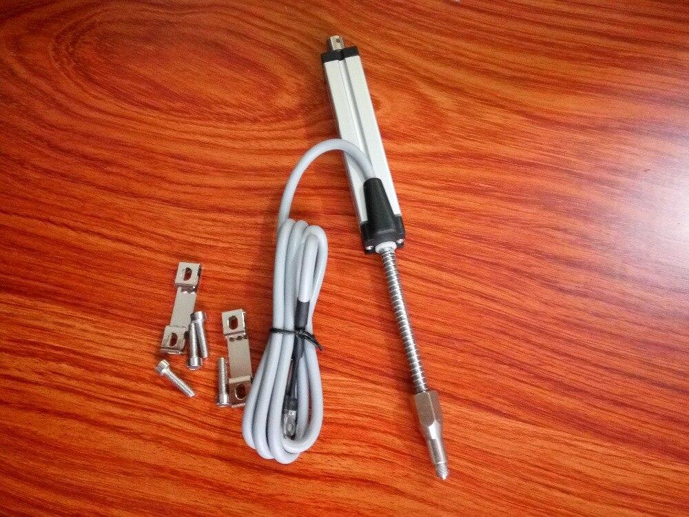 KTR-50 KTR50 KTR-50mm spostamento lineare del trasduttore auto-reset sensore di posizione sensore di spostamento In Miniatura