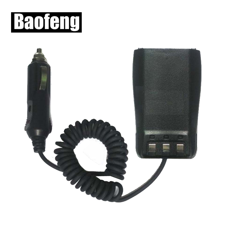Car Battery Eliminator For BAOFENG UV-B5 UV-B6 Dual Band Two Way Radio