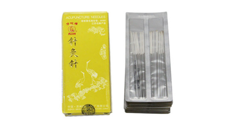 Hua tuo  Sterile Acupuncture Needle ZhenJiu Needle No for  Single Use(200pcs Per Pack) disposable sterile acupuncture needle steel acupuncture needles square if order 10 box best