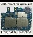 100% desmontar original de trabajo mainboard para xiaomi mi5 32 gb/64 gb placa base de alta calidad llenos de chips de la placa lógica