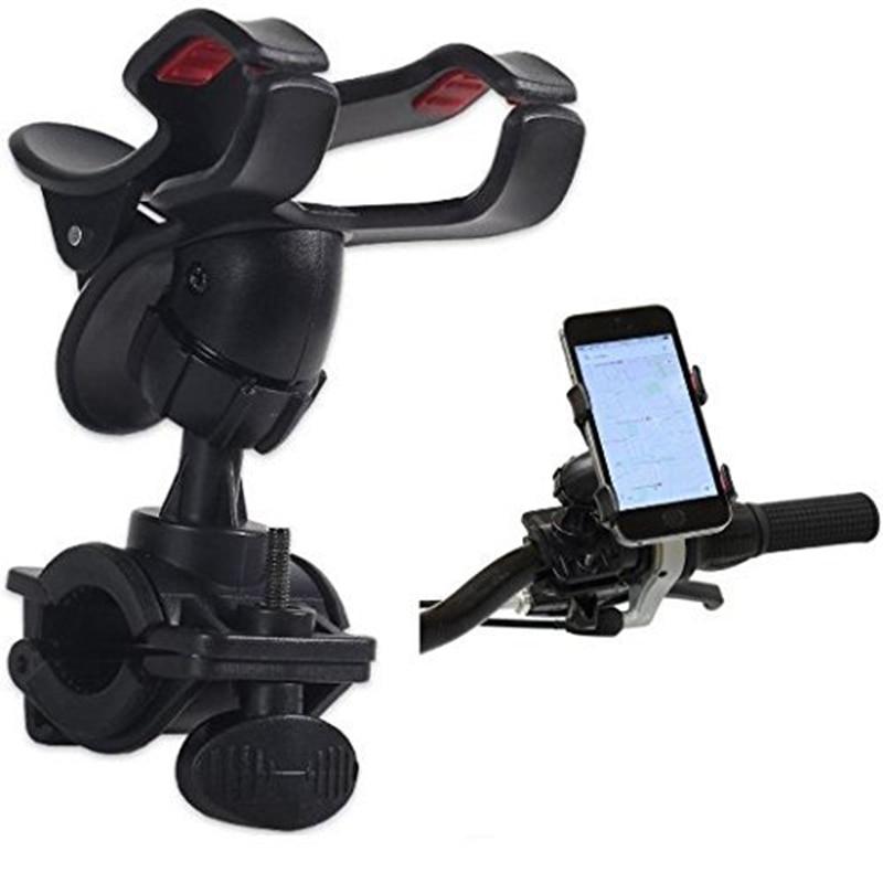 Universal Sepeda Sepeda Telepon Pemegang Gunung Bracket Handlebar - Aksesori dan suku cadang ponsel - Foto 1