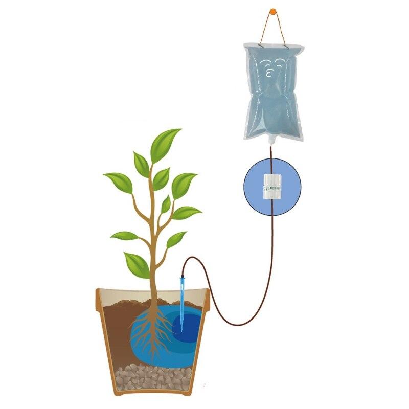 Irrigation-Supplies Dripper Watering-Artifact Drop-Device Garden 3L Lazy