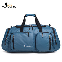 2019 Big Travel Luggage Duffle bag Male Sports Bag Gym Bag for Women Fitness Yoga Outdoor Training Shoulder Bag Handbag XA525WD