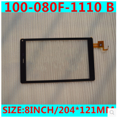 New 7.85 inch tablet capacitive touch screen 100-080F-1110 B free shipping